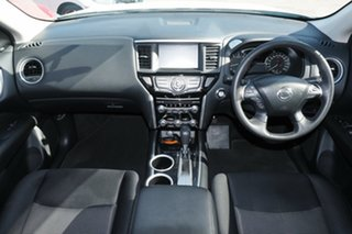 2019 Nissan Pathfinder R52 Series III MY19 ST X-tronic 2WD Ivory Pearl 1 Speed Constant Variable