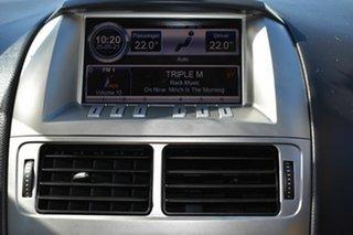 2011 Ford Falcon FG Upgrade G6E Grey 6 Speed Automatic Sedan