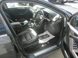 2015 Ford Falcon FG X G6E Grey 6 Speed Automatic Sedan