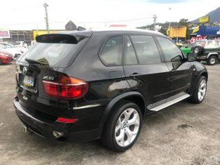2010 BMW X5 E70 MY11 xDrive40d Steptronic Sport Black 8 Speed Sports Automatic Wagon.