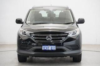 2013 Honda CR-V RM VTi 4WD Black 5 Speed Automatic Wagon.