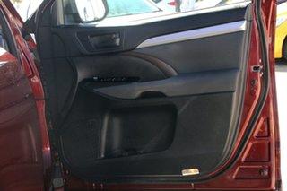 2015 Toyota Kluger GSU50R GX 2WD Maroon 6 Speed Sports Automatic Wagon