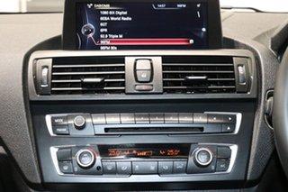 2014 BMW M135i F20 MY14 White 8 Speed Automatic Hatchback