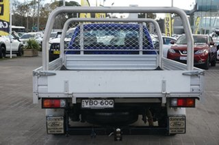 2013 Ford Ranger PX XL Blue 5 Speed Manual Cab Chassis