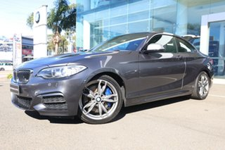 2016 BMW M240i F22 MY17 Sport Line Mineral Grey 8 Speed Automatic Coupe.