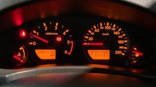 2006 Nissan Navara D40 ST-X Silver 5 Speed Automatic Utility