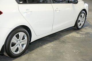 2016 Kia Cerato YD MY17 S White 6 Speed Sports Automatic Sedan