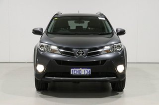 2013 Toyota RAV4 ASA44R GXL (4x4) Graphite 6 Speed Automatic Wagon.
