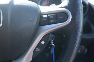 2012 Honda Jazz GE MY12 Vibe Purple 5 Speed Automatic Hatchback