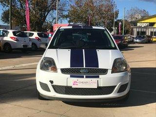 2007 Ford Fiesta WQ LX 5 Speed Manual Hatchback