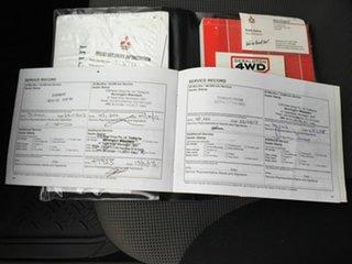 2010 Mitsubishi Triton MN MY10 GLX (4x4) White 4 Speed Automatic 4x4 Double Cab Utility