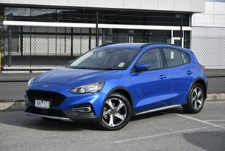 2020 Ford Focus SA 2020.25MY Active Blue 8 Speed Automatic Hatchback.