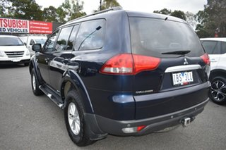 2014 Mitsubishi Challenger PC (KH) MY14 LS Blue 5 Speed Sports Automatic Wagon.