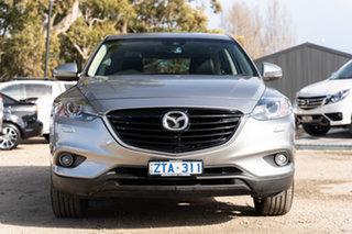 2012 Mazda CX-9 TB10A5 Grand Touring Activematic AWD Aluminium 6 Speed Sports Automatic Wagon