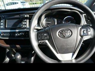 2014 Toyota Kluger GSU50R GX (4x2) Burgundy 6 Speed Automatic Wagon