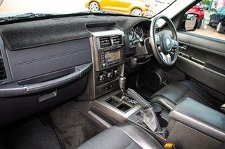 2012 Jeep Cherokee KK MY12 Limited 4x2 Grey 4 Speed Automatic Wagon