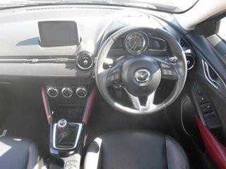 2016 Mazda CX-3 DK AKARI Grey 5 Speed Manual Wagon