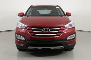 2015 Hyundai Santa Fe DM MY15 Active CRDi (4x4) Red 6 Speed Automatic Wagon.