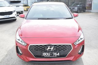 2018 Hyundai i30 PD MY18 SR D-CT Premium Red 7 Speed Sports Automatic Dual Clutch Hatchback.