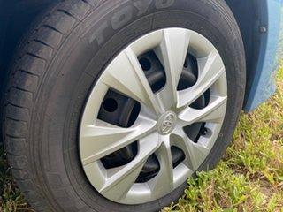 2015 Toyota Corolla ZRE172R Ascent Blue Mist 7 Speed CVT Auto Sequential Sedan