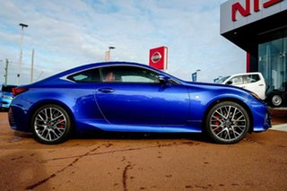 2016 Lexus RC GSC10R RC350 F Sport Blue 8 Speed Sports Automatic Coupe.