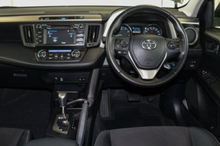 2016 Toyota RAV4 ZSA42R MY16 GXL (2WD) Graphite Continuous Variable Wagon
