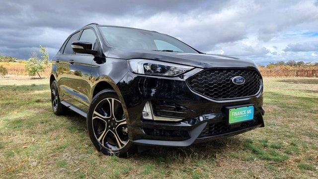Used Ford Endura CA 2019MY ST-Line Nuriootpa, 2019 Ford Endura CA 2019MY ST-Line Black 8 Speed Sports Automatic Wagon
