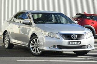 2014 Toyota Aurion GSV50R Prodigy Silver 6 Speed Sports Automatic Sedan.