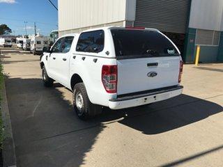 2017 Ford Ranger PX MkII XL Frozen White 6 speed Automatic Utility