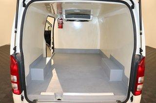 2010 Toyota HiAce TRH201R MY10 LWB White 4 speed Automatic Van