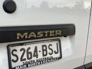 2017 Renault Master X62 Mid Roof LWB White 6 Speed Manual Van