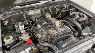 2010 Ford Ranger XL (4WD) Grey 5 Speed Manual Dual Cab