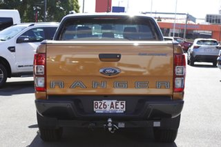 2020 Ford Ranger PX MkIII 2020.75MY Wildtrak Orange 6 Speed Sports Automatic Double Cab Pick Up