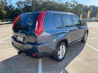 2011 Nissan X-Trail T31 MY11 ST (4x4) Blue 6 Speed Manual Wagon.