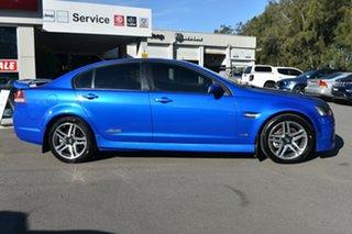 2011 Holden Commodore VE II SS Blue 6 Speed Sports Automatic Sedan.