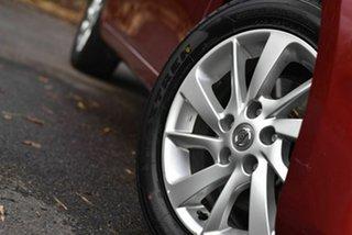 2013 Nissan Pulsar C12 ST Red 6 Speed Manual Hatchback