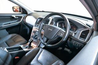 2013 Volvo XC60 DZ MY13 T5 PwrShift Silver 6 Speed Sports Automatic Dual Clutch Wagon