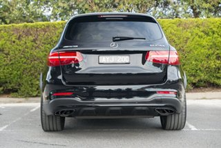 2018 Mercedes-Benz GLC-Class X253 809MY GLC43 AMG 9G-Tronic 4MATIC Obsidian Black 9 Speed