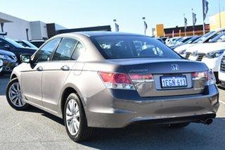 2012 Honda Accord 8th Gen MY11 VTi-L Gold 5 Speed Sports Automatic Sedan.