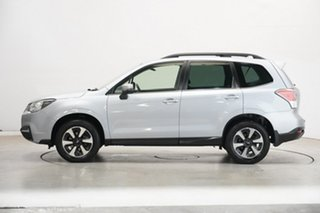 2017 Subaru Forester S4 MY18 2.5i-L CVT AWD Silver 6 Speed Constant Variable Wagon.