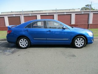 2007 Toyota Aurion GSV40R Touring Blue 6 Speed Sports Automatic Sedan.