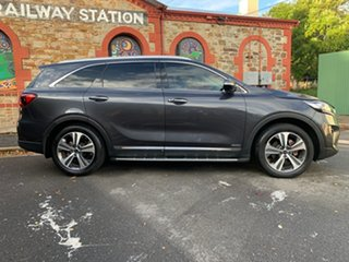 2018 Kia Sorento UM MY18 GT-Line AWD Platinum Graphite/black Leathe 8 Speed Sports Automatic Wagon.