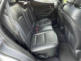2013 Hyundai Santa Fe DM MY13 Highlander Titanium Silver 6 Speed Sports Automatic Wagon