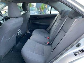 2014 Toyota Camry ASV50R Altise Silver 6 Speed Sports Automatic Sedan