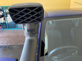 2019 Isuzu D-MAX TF MY18 LS-M HI-Ride (4x4) Blue 6 Speed Automatic Crew Cab Utility