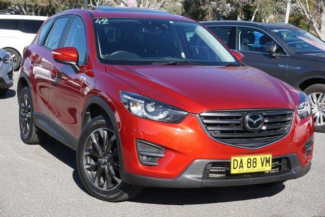 Used Mazda CX-5 KE1022 Akera SKYACTIV-Drive AWD Phillip, 2015 Mazda CX-5 KE1022 Akera SKYACTIV-Drive AWD Red 6 Speed Sports Automatic Wagon