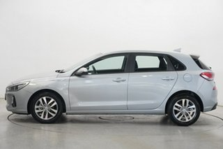 2020 Hyundai i30 PD2 MY20 Active Typhoon Silver 6 Speed Sports Automatic Hatchback.