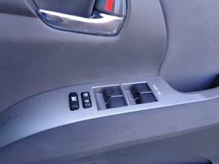 2009 Toyota Tarago ACR50R MY09 GLX Silver 4 Speed Sports Automatic Wagon