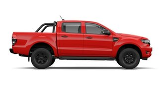 2021 Ford Ranger PX MkIII MY21.25 Sport 3.2 (4x4) True Red 6 Speed Automatic Double Cab Pick Up