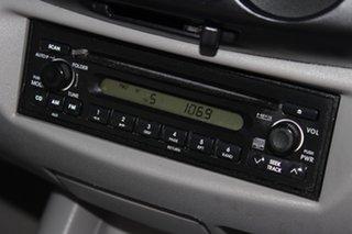 2012 Mitsubishi Triton MN MY12 GL 4x2 Silver 5 Speed Manual Cab Chassis
